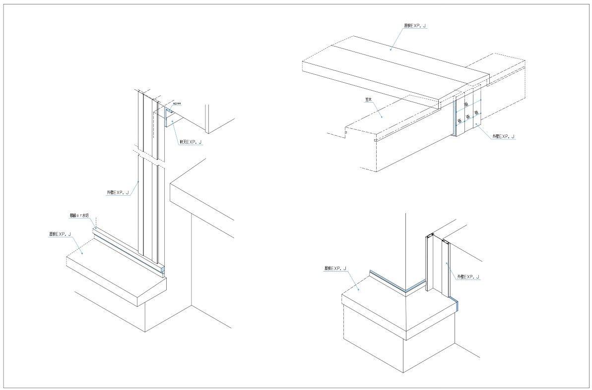 EXPJ 姿図 CAD